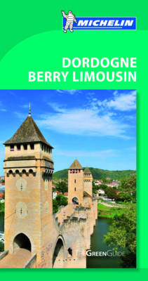 Dordogne Berry Limousin Green Guide - Michelin Green Guides (Paperback)