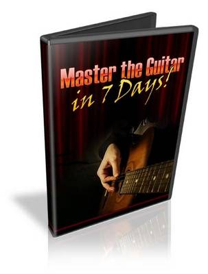 Master the Guitar in 7 Days - Fantastic Book (CD-ROM)