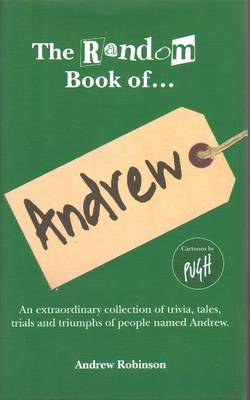The Random Book of... Andrew - The Random Book of... (Hardback)