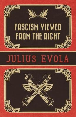 Fascism Viewed from the Right (Paperback)
