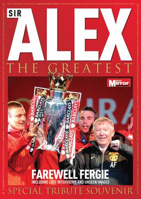 Sir Alex the Greatest (Paperback)