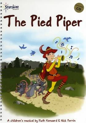 The Pied Piper (Mixed media product)