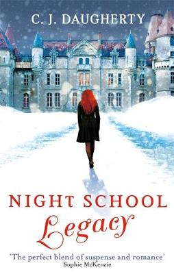 Legacy - Night School 2 (Paperback)