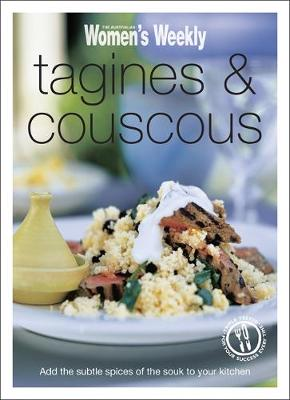 Tagines & Couscous - The Australian Women's Weekly Minis (Paperback)