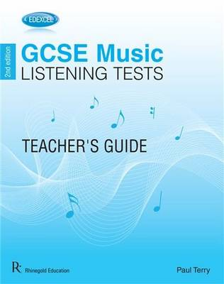 Edexcel GCSE Music Listening Tests Teacher's Guide (Paperback)
