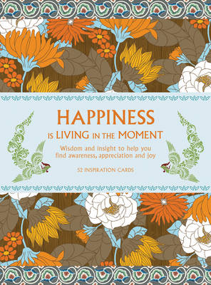 Happiness is Living in the Moment (Cards)