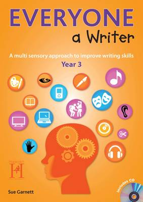 Everyone A Writer Year 3: Year 3: A Multisensory Approach to Improve Children's Writing Skills - Everyone a Writer (Mixed media product)