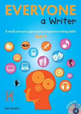 Everyone a Writer - Year 4: A Multisensory Approach to Improve Children's Writing Skills - Everyone a Writer (Mixed media product)