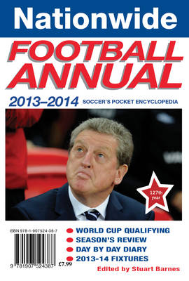 Nationwide Annual 2013-14: Soccer's Pocket Encyclopedia (Paperback)