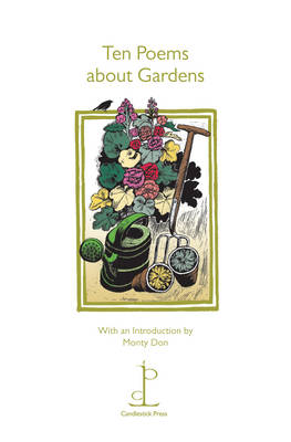Ten Poems About Gardens (Pamphlet)