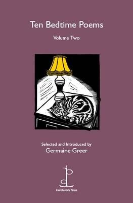 Ten Bedtime Poems: Volume two - Ten Bedtime Poems 2 (Pamphlet)