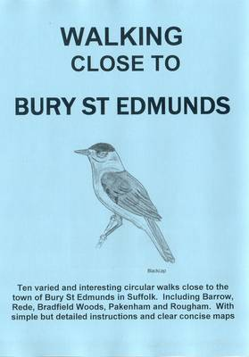 Walking Close to Bury St Edmunds: No. 24 (Paperback)