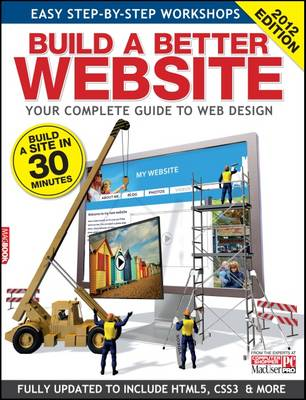 Build a Better Website 2012 (Paperback)