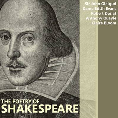 The Poetry of Shakespeare (CD-Audio)