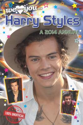 Harry Styles Annual 2014 (Hardback)