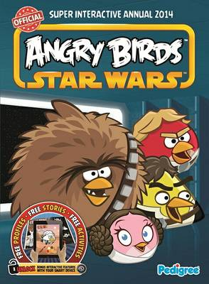 Angry Birds Star Wars Super Interactive Annual 2014 (Hardback)