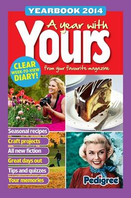 Yours Yearbook 2014 (Hardback)
