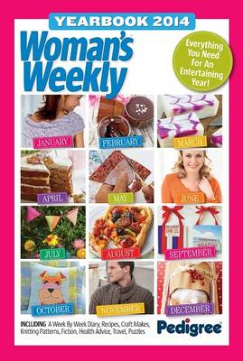 Woman's Weekly Yearbook 2014 (Hardback)
