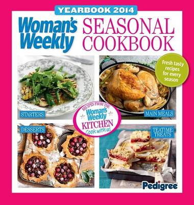 Woman's Weekly Seasonal Cookbook Yearbook 2014 (Hardback)