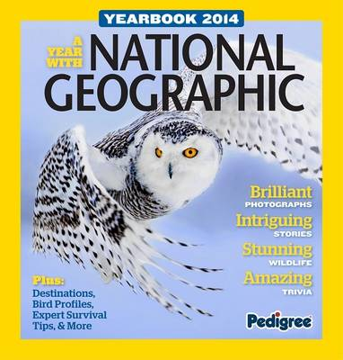 National Geographic Yearbook 2014 (Hardback)