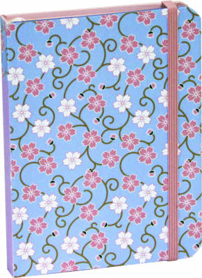 Spring Blossom Hardback Mini Notebook (Other book format)