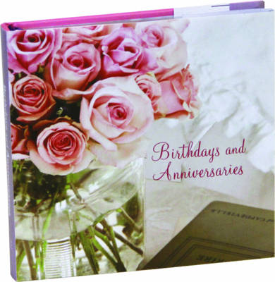 Romantic Country Flowers Birthday Book (Other printed item)