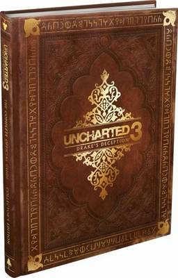 Uncharted 3: Drake's Deception: The Complete Official Guide - Collector's Edition (Hardback)