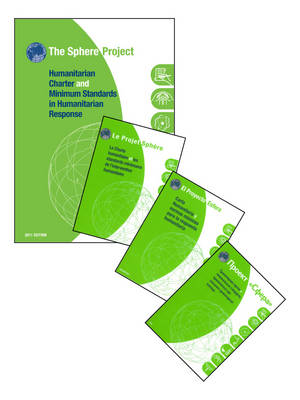Humanitarian charter and minimum standards in humanitarian response Mixed Language Package: English and Spanish (Multiple copy pack)