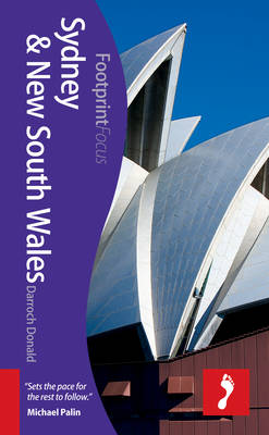 Sydney & New South Wales Footprint Focus Guide - Footprint Focus Guide (Paperback)