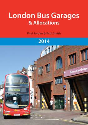 London Bus Garages and Allocations (Paperback)