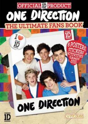 One Direction the Ultimate Fans Book (Hardback)