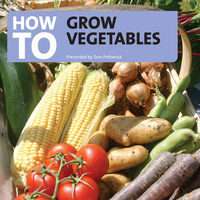 How to Grow Vegetables (CD-Audio)