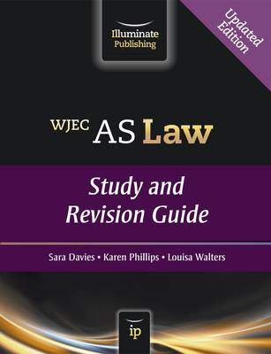 WJEC AS Law: Study and Revision Guide (Paperback)
