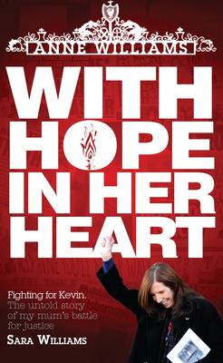 With Hope in Her Heart - Anne Williams (Paperback)