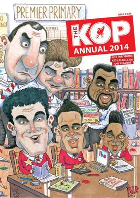The Kop Annual 2014 (Paperback)