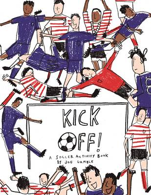 Cover Kick off! A Football Activity Book
