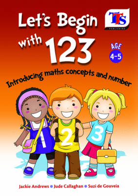 Let's Begin with 123 (Paperback)