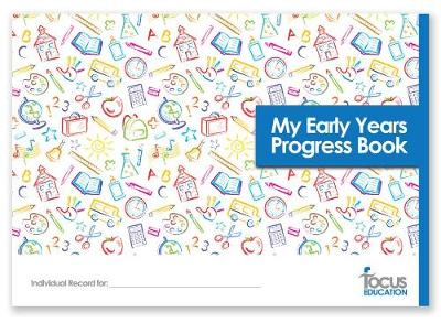 My Early Years Progress Book (Spiral bound)