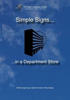 Simple Signs in a Department Store: All the Signs You Need to Know in the Shops (DVD)