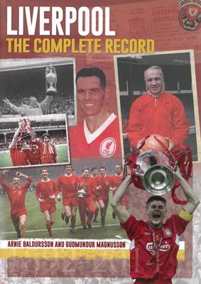 Liverpool: The Complete Record (Hardback)