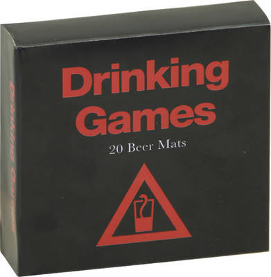 Drinking Games Beer Mats (Other printed item)
