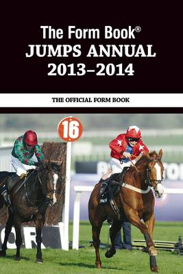 The Form Book Jumps Annual 2013-2014 (Hardback)