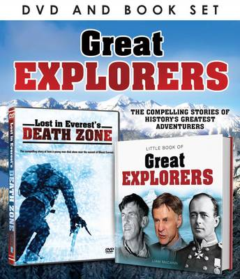 Great Explorers (Mixed media product)