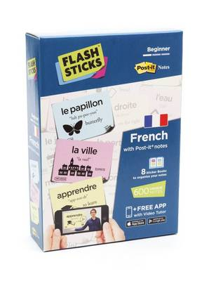 Flashsticks French Beginner Box Set (Cards)