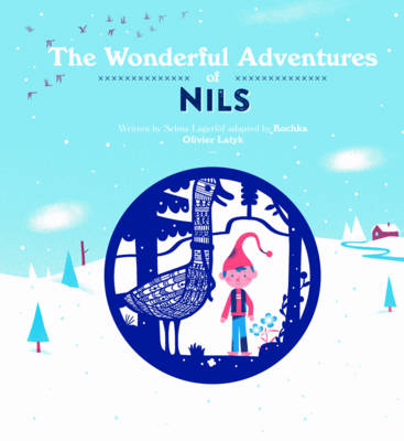 Cover The Wonderful Adventures of Nils