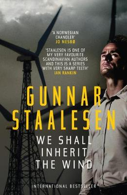 We Shall Inherit the Wind - Varg Veum 5 (Paperback)