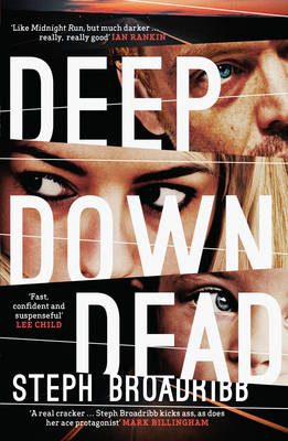 An Evening with Steph Broadribb and Martyn Waites celebrating the publication of Deep Down Dead
