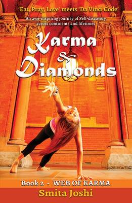Cover Karma & Diamonds: Book 2: Web of Karma - Karma & Diamonds 2