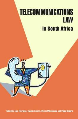 Telecommunications Law in South Africa (Paperback)