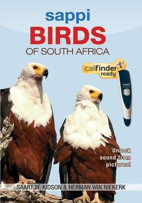 Sappi Birds of South Africa: Callfinder Ready (Callfinder Not Included) (Paperback)